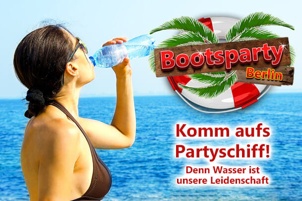 Bootsparty Berlin